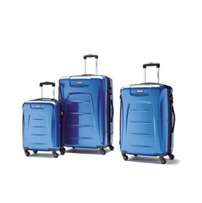 Samsonite Winfield 3 3 Piece Set - Blue