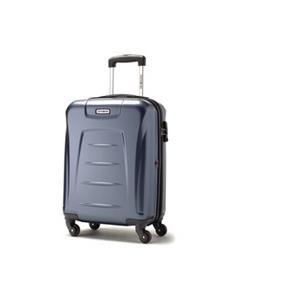 Samsonite Winfield 3 Spinner Carry-On Widebody - Blue Slate