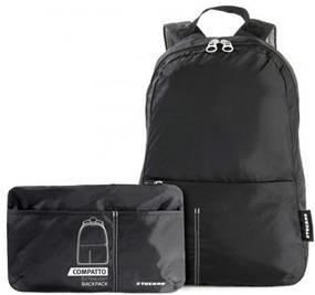 Tucano Super Light Backpack - Foldable - BLACK