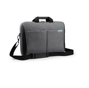"""Miracase Classic carry bag for laptop up to 15.6""""-Grey (NH-8053)"""