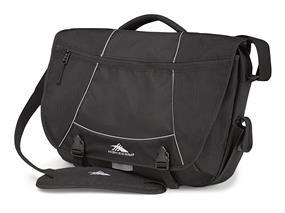 HIGH SIERRA TANK PACK MESSENGER BAG (Black) (536501041)