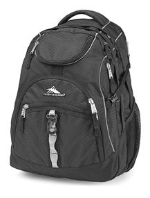 HIGH SIERRA ACCESS BACKPACK (Black) (536711041)