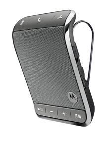 Motorola Roadster 2 Bluetooth Car Kit - Grey