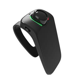 Parrot MINIKIT Neo 2 HD Voice-Controlled Portable Bluetooth Hands-Free Kit with HD - Black (PF420108)