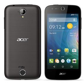 """Acer Liquid Z320 - 4.5"""" Unlocked Smartphone - Black (Recertified - Good Condition)"""