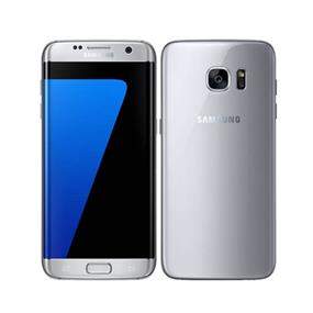 "Samsung Galaxy S7 Edge - 5.5"" Unocked Smartphone - Silver"
