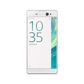 "Sony XA Ultra - 6.0"" Unlocked Smartphone - White (Recertified - Good Condition)"