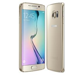 "Samsung Galaxy S6 Edge - 5.1"" Unlocked Smartphone - Gold (Recertified - Good Condition)"