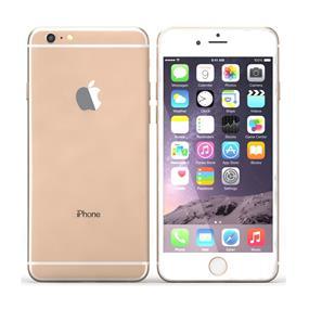 "Apple iPhone 6 - 4.7"" Unlocked Smartphone - Gold (Recertified - Good Condition)"