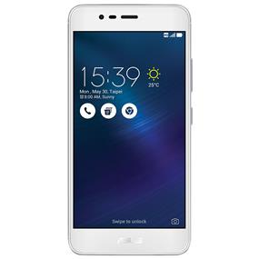 "Asus Zenfone 3 Max - 5.2"" Unlocked Smartphone - Silver"