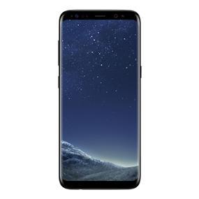 "Samsung Galaxy S8  - 5.8"" Single-SIM Unlocked Smartphone - Midnight Black"