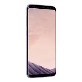"Samsung Galaxy S8  - 5.8"" Single-SIM Unlocked Smartphone - Orchid Grey"