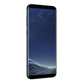 "Samsung Galaxy S8+ - 6.2"" Single-SIM Unlocked Smartphone - Midnight Black"