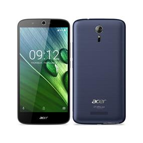 "Acer Liquid Zest Plus - 5.5"" Unlocked Smartphone - Blue (Recertified - Good Condition)"