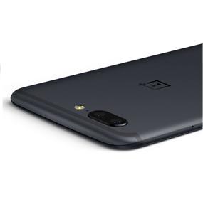 OnePlus 5 - 5.5'' Dual-SIM Smartphone - Slate Gray