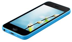 "Apple iPhone 5c - 4.0"" Unlocked Smartphone - Blue (Refurbished - Good Condition)"