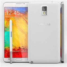 "Samsung Note 3 - 5.7"" Unlocked Smartphone - White (Recertified - Good Condition)"
