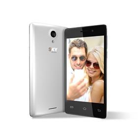 "SKY 4.0D - 4"" Unlocked Dual SIM Smartphone - White"
