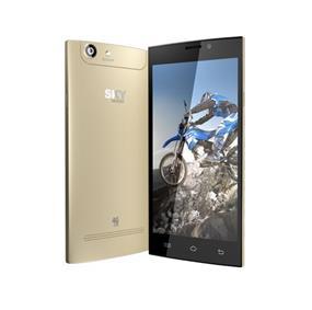 "SKY 5.0LW (Elite) - 5.0"" Unlocked Dual SIM LTE Smartphone - Gold"