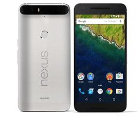 "Huawei Nexus 6P (H1511) - 5.7"" Unlocked Smartphone - Silver(Recertified - Good Condition)"