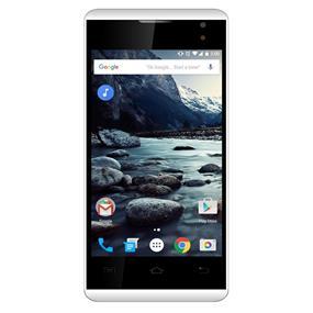 "FiGO Virtue II 4.0 - 4.0"" Dual Sim Unlocked 3G HSPA+ Smartphone – White"
