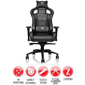 Thermaltake Tt eSports XF 100 Gaming Chair /X Fit Series (Black)