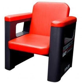 Cobra Advanced Gaming Lounge Sofa - Red / Black (36806)