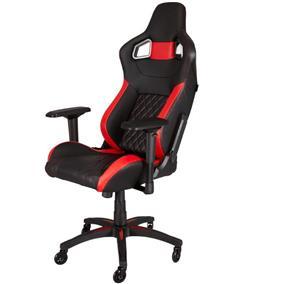 Corsair T1 Race Gaming Chair — Black/Red