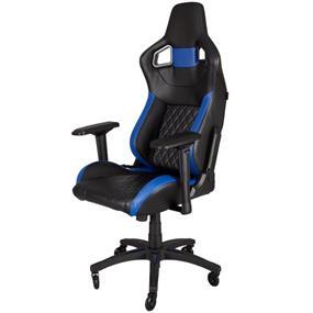 Corsair T1 Race Gaming Chair — Black/Blue