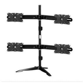 Amer AMR4S32 Quad Monitor Mount With Desk Stand