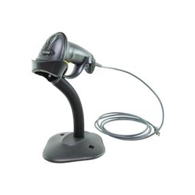 Symbol Zebra LS2208 Barcode Scanner with Keyboard Wedge Cable Black