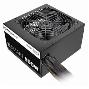 Thermaltake Smart White 500W 80 PLUS Certified Power Supply (PS-SPD-0500NPCWUS-W)