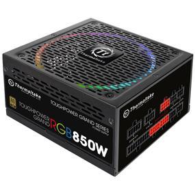Thermaltake Toughpower Grand RGB 850W 80 Plus Gold Certified Full Modular Power Supply (PS-TPG-0850FPCGUS-R)