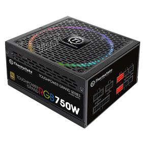 Thermaltake Toughpower Grand RGB 750W 80 Plus Gold Certified Full Modular Power Supply (PS-TPG-0750FPCGUS-R)