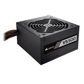 Corsair VS Series VS500 500W 80 PLUS White Certified Power Supply (CP-9020118-NA)