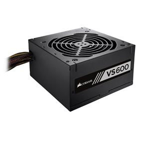 Corsair VS Series VS600 600W 80 PLUS White Certified Power Supply (CP-9020119-NA)