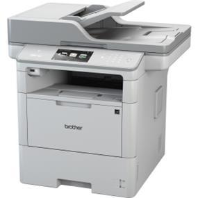 Brother MFC-L6900DW Laser All-in-One Printer 52 ppm B/W Print - 1200 x 1200 dpi Print
