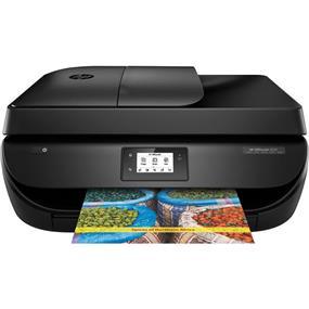 HP Officejet 4650 All-in-One Printer (Black)
