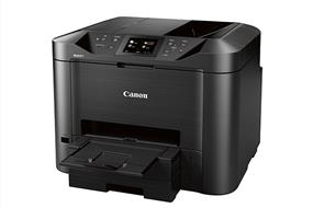 Canon MAXIFY MB5420 Inkjet Multifunction Printer - Color