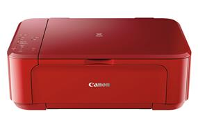 Canon PIXMA MG3620 Red Multifunction Inkjet Printer