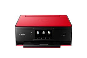 Canon PIXMA TS9020 Red Multifunction Inkjet Printer