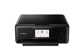 Canon PIXMA TS8020 Black Multifunction Inkjet Printer