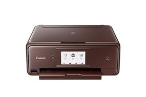Canon PIXMA TS8020 Brown Multifunction Inkjet Printer
