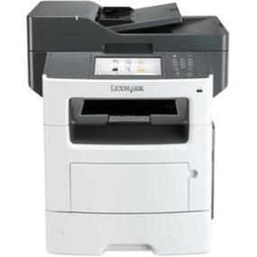 Lexmark MX617de Monochrome Laser Multifuction Printer