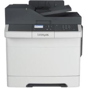 Lexmark CX317dn Color Laser Multifuction Printer