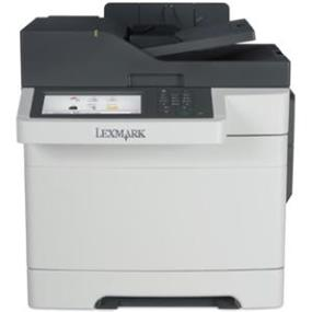 Lexmark CX517de Color Laser Multifuction Printer