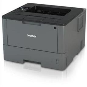 Brother HL-L5000D Laser Printer - Monochrome - 1200 x 1200 dpi Print - Plain Paper Print - Desktop - 42 ppm Mono Print - Letter A, Legal, Executive, A4, A5, A6, Folio - 300 sheets Standard Input Capacity - 50000 Duty Cycle - USB