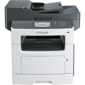 Lexmark MX517de Monochrome Multifuction Laser Printer