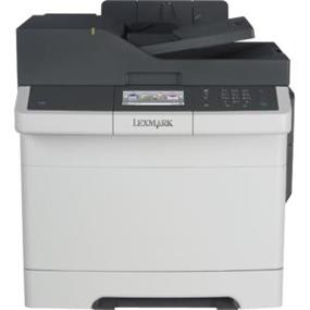 Lexmark CX417de Color Laser Multifuction Printer