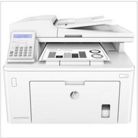 HP LaserJet Pro M227fdn Laser Multifunction Printer - Monochrome - Plain Paper Print - Desktop - Copier/Fax/Printer/Scanner - 30 ppm Mono Print - 1200 x 1200 dpi Print - Automatic Duplex Print - 1 x Input Tray 250 Sheet, 1 x Output Tray 150 Sheet, 1 x Automatic Document Feeder 35 Sheet LCD - 1200 dpi Optical Scan - 250 sheets Input - Fast Ethernet - USB - 250 to 2500 Recommended Monthly Print Volume LASER P/C/S/F ADF A4 ENET 1200X1200